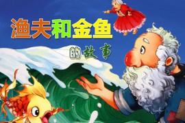 《渔夫和金鱼的故事》读书报告